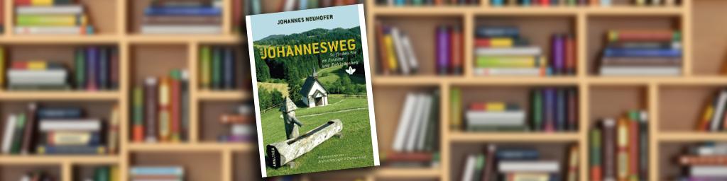 """Buchpräsentation """"Der Johannesweg"""""""