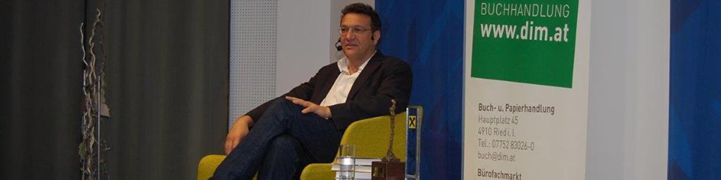 Karim El Gawhary zu Gast in Ried!
