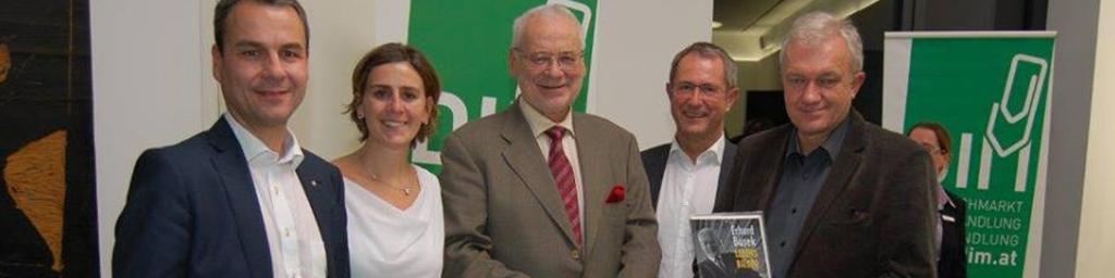 Erhard Busek in Ried zu Gast (Nov 2014)