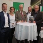 Joachim Knoglinger, Doris Dim-Knoglinger, Erhard Busek, Hans Moser, Klaus Zeugner