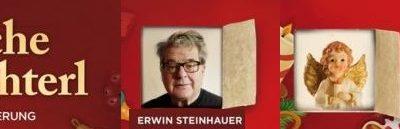 Ein schöne Bescherung – Erwin Steinhauer kommt am 9. November nach Ried!