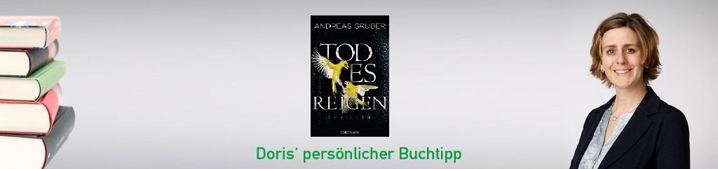 Todesreigen von Andreas Gruber