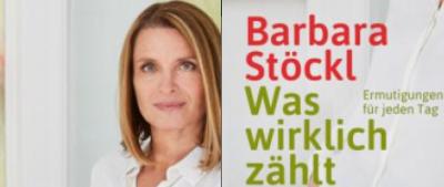 Was wirklich zählt … – Barbara Stöckl, 12. Oktober 2017