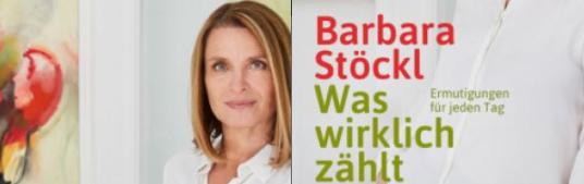 Was wirklich zählt … – Barbara Stöckl (Okt 2017)
