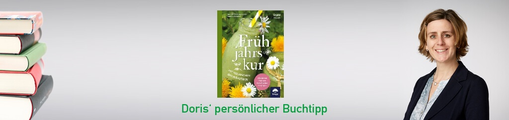 Frühjahrskur mit heimischen Kräutern von Siegrid Hirsch