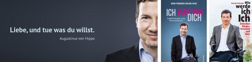 Buchpräsentation und Gespräch mit Dr. Georg Fraberger
