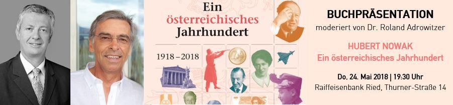 100 Jahre Österreich: 1918 – 2018