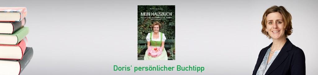 Mein Hausbuch – gesammeltes Wissen für Küche, Garten, Haushalt und Gesundheit von Elisabeth Lust-Sauberer