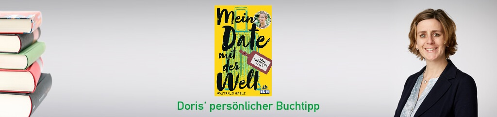Mein Date mit der Welt von Waltraud Hable