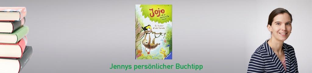 Jojo und die Dschungelbande – Ein Faultier findet Freunde von Usch Luhn