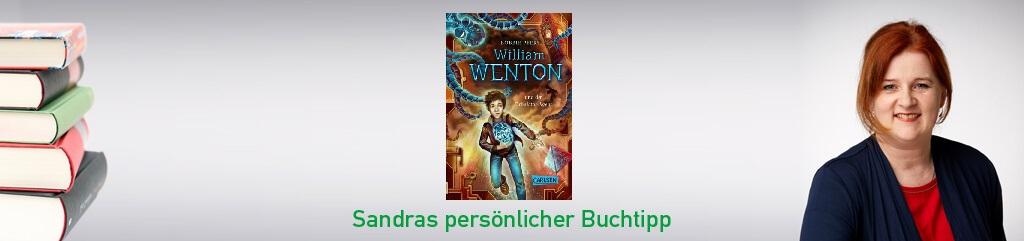 William Wenton und der Orbulator-Agent von Bobbie Peers