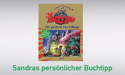 Tom Turbo – die goldene Fan Edition