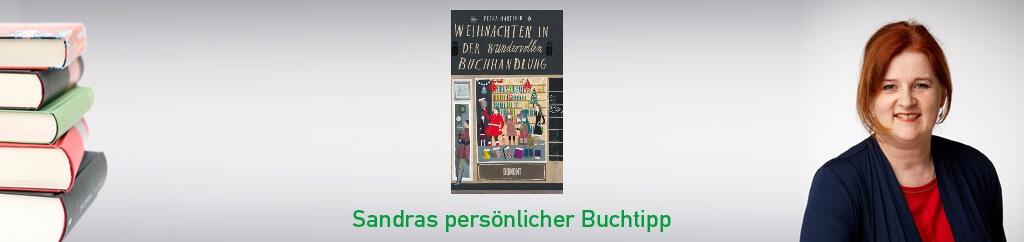 Weihnachten in der wundervollen Buchhandlung von Petra Hartlieb