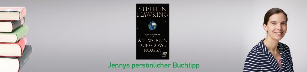 Kurze Antworten auf große Fragen von Stephen Hawking