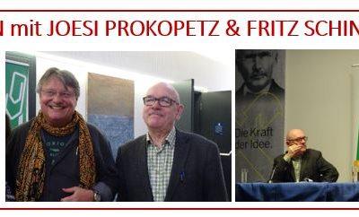 Urlaubsg'schichtn und Reisesachen mit Joesi Prokopetz – März 2019