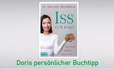 Iss dich klug – mit dem neuen Buch von Manuela Macedonia